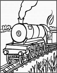 coloring pages trains nilesh