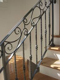 gorgeous home depot stair railing on axxys 8 ft stair rail kit
