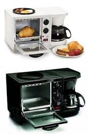 elite cuisine toaster elite cuisine 3 in 1 breakfast station toaster coffee maker griddle