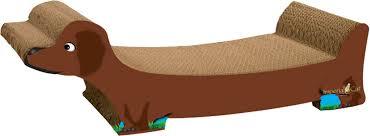 Cat Scratch Lounge Imperial Cat Dachshund Recycled Paper Scratching Board U0026 Reviews