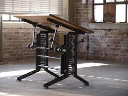 Steel Drafting Table Industrial Drafting Table Desk