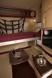 Truck Sleeper Interior Semi Truck Sleeper Cab Interior
