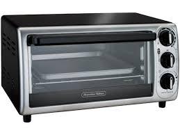Hamilton Beach 4 Slice Toaster Hamilton Beach 31122 White Proctor Silex 4 Slice Toaster Oven