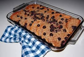 blueberry pancake casserole cooking mamas