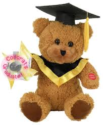 graduation bears bears congrats graduate singing we are the chions