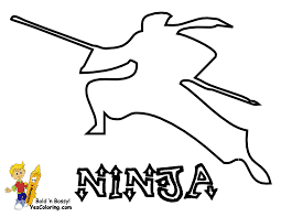 army ninja coloring pages coloring
