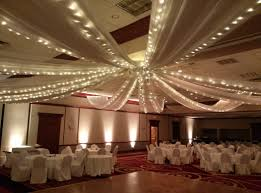 ceiling draping ceiling swag party pleasers services