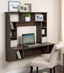 wall mounted desk amazon sonoma floating wall mount desk intended for decor 9
