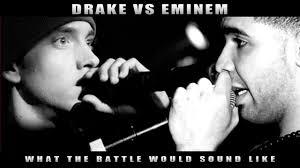 Eminem Drake Meme - drake vs eminem what the battle would sound like youtube