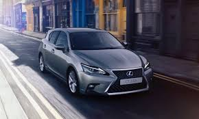 lexus sedan 2018 2018 lexus ct 200h gets refreshed as it leaves the u s the