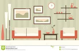 Livingroom Cartoon Dining Table Cartoon Living Dining Table