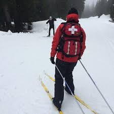 first aid ski patrol grouse mountain and cypress cross country