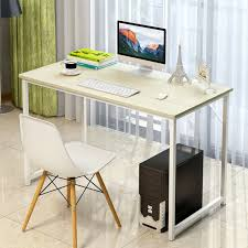 Simple Modern Desk Simple Modern Desktop Office Desk Durable Laptop Table Computer