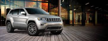 suv jeep 2017 2018 jeep grand cherokee trail rated luxury suv