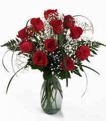 Long Stem Rose Long Stem Roses Valentine U0027s Day Bouquet Delivered