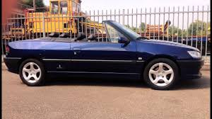 peugeot 306 convertible peugeot 306 2 0 16v cabriolet by pininfarina picture compilation