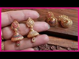 designer daily wear ear ring collections designer daily