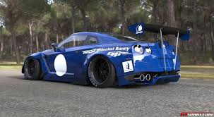 Nissan Gtr Body Kit - rocket bunny nissan gt r widebody gtspirit