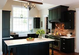 Traditional Dark Wood Kitchen Cabinets Crown Point Cabinetry As Breathtaking Design For Modern Kitchen