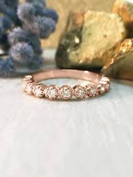 stackable engagement rings band wedding band engagement ring stackable ring