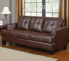 Best Leather Furniture Sleeper Couch With Best Leather Sofas Top Grain Leather Sofa