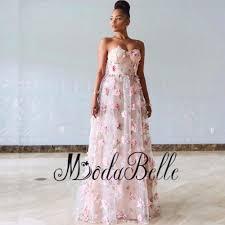 online get cheap floral long prom dress aliexpress com alibaba