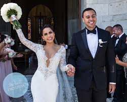 Wedding Album Lisa Morales Shares Her Barcelona Wedding Album Exclusive