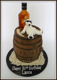 beer barrel cake bundaberg rum and bundy bear birthday cake jethro 21st