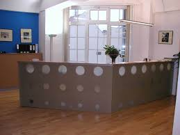 Modern Office Reception Desk Office Stunning Contemporary Office Desk Reception Desk Ideas