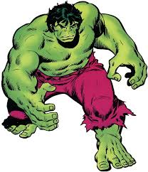 hulk marvel comics bruce banner iconic version profile