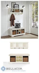 Bench With Shoe Cubby Bench Cubby Bench Seat Alternativehealing Living Room Storage