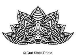 lotus flower clip and stock illustrations 2 339 lotus