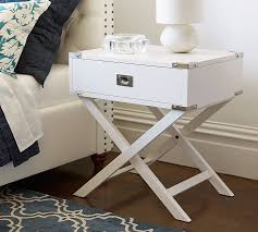 caign style side tables devon caign nightstand pottery barn