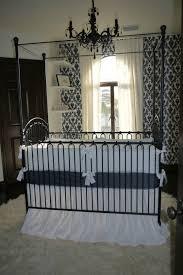 Venetian Crib Bratt Decor Celebrity Design Reveal Mario Lopez Nursery Project Nursery