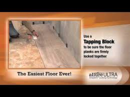 how to install ultra simplefit flooring official