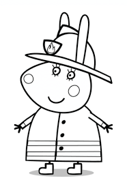 rabbits coloring pages miss rabbit coloring page free printable coloring pages