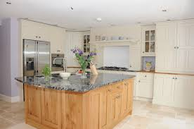 Painting Kitchen Cabinets Cream Kitchen Brilliant Painted Oak Kitchen For Home Best Primer For