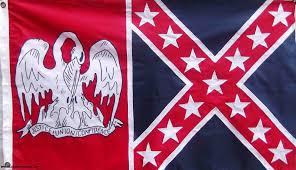 Flag Confederate Nylon Flags Louisiana Rebel