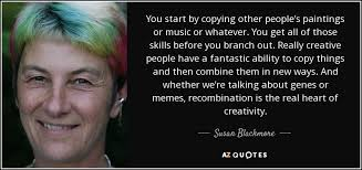 The Meme Machine Susan Blackmore - top 21 quotes by susan blackmore a z quotes