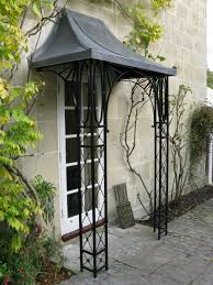 porches canopies ironart of bath