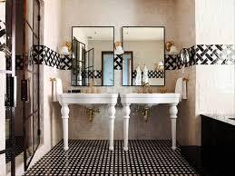 Dark Bathroom by Bathroom Dark Wall Bathroom Design With Open Shower The Key To