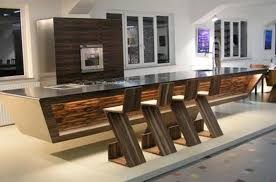 kitchen design with bar kitchen design ideas