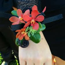 Corsage And Boutonniere For Prom The 25 Best Orchid Corsages Ideas On Pinterest Prom Flowers