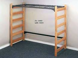 Free Plans For Dorm Loft Bed by The 25 Best College Loft Beds Ideas On Pinterest Dorm Loft Beds
