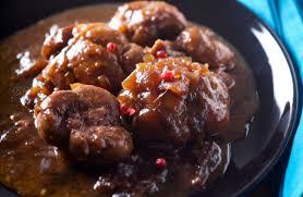 cuisine rognon rognon de veau à la confiture d oignons recettes de cuisine la
