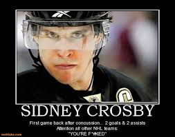 Sidney Crosby Memes - crosby demotivational poster page