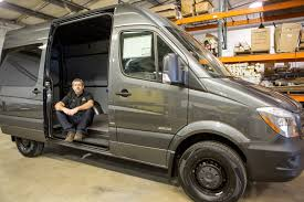 dodge work van sprinter van conversions oregon motorcoach center portland