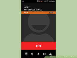 calls for android how to conference call on an android 11 steps with pictures