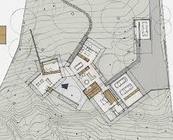 architectural site plan gomes staub architects projects tenney circle house