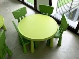 tavolo ikea mammut tavolo verde ikea mammut tutto per i bambini in vendita a